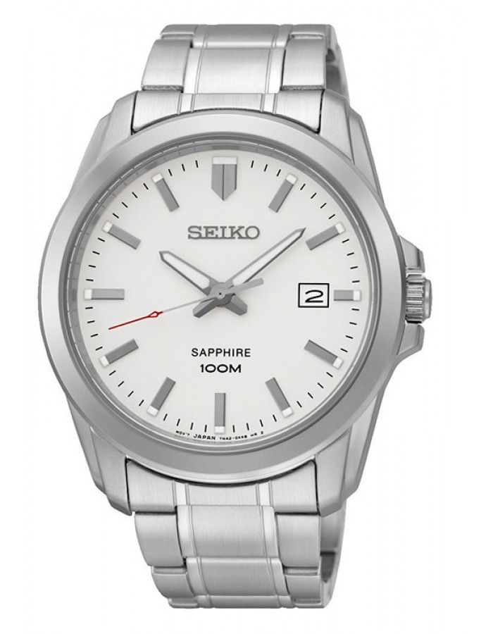 Seiko Sgeh45P1 Silver By Malabar Watches