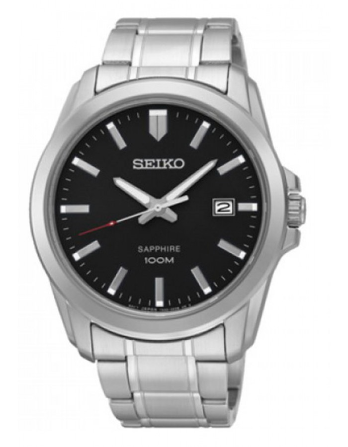Seiko Sgeh49P1 Black By Malabar Watches