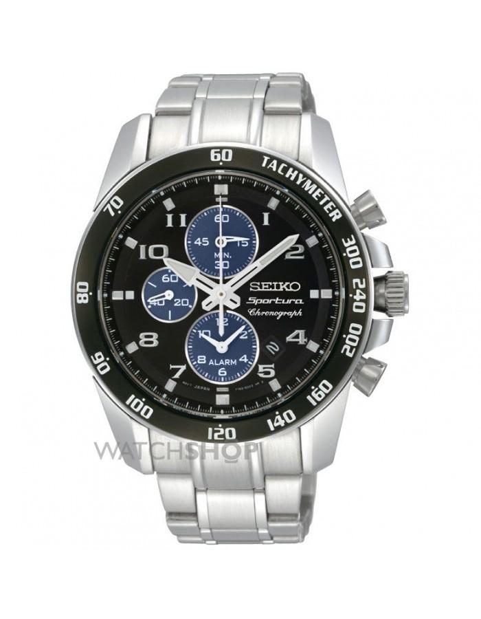 Seiko Snae63P1 Black By Malabar Watches