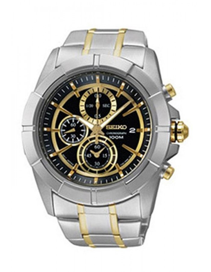 Seiko Snde70P1 Black By Malabar Watches
