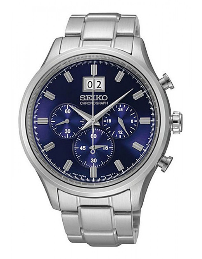Seiko Spc081P1 Blue By Malabar Watches