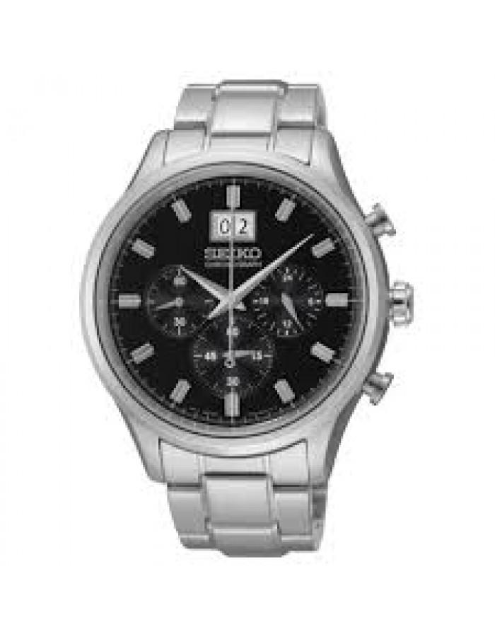 Seiko Spc083P1 Black By Malabar Watches