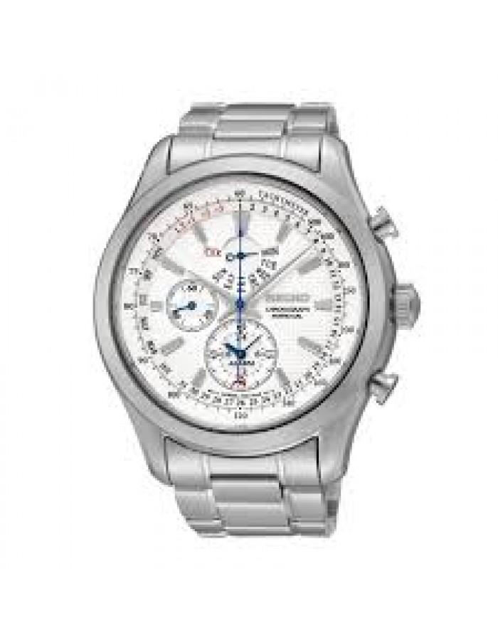 Seiko Spc123P1 Silver By Malabar Watches