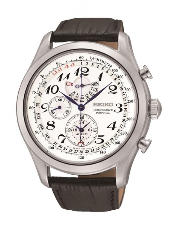 Seiko Spc131P1 White By Malabar Watches