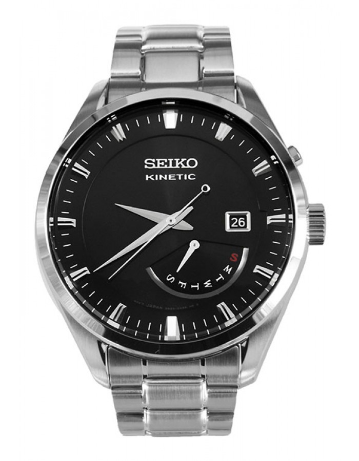 Seiko Srn045P1 Black By Malabar Watches