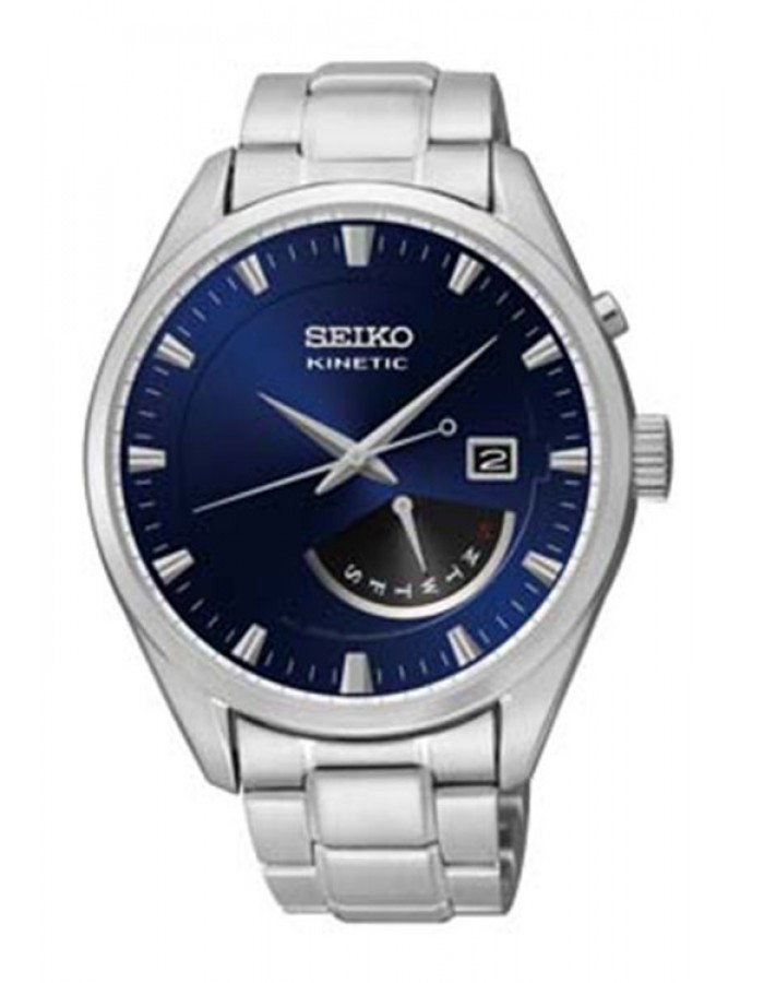 Seiko Srn047P1 Blue By Malabar Watches