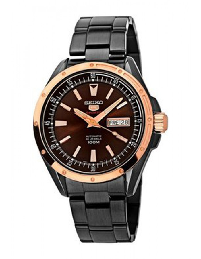 Seiko 5 Sports Men By Malabar Watches