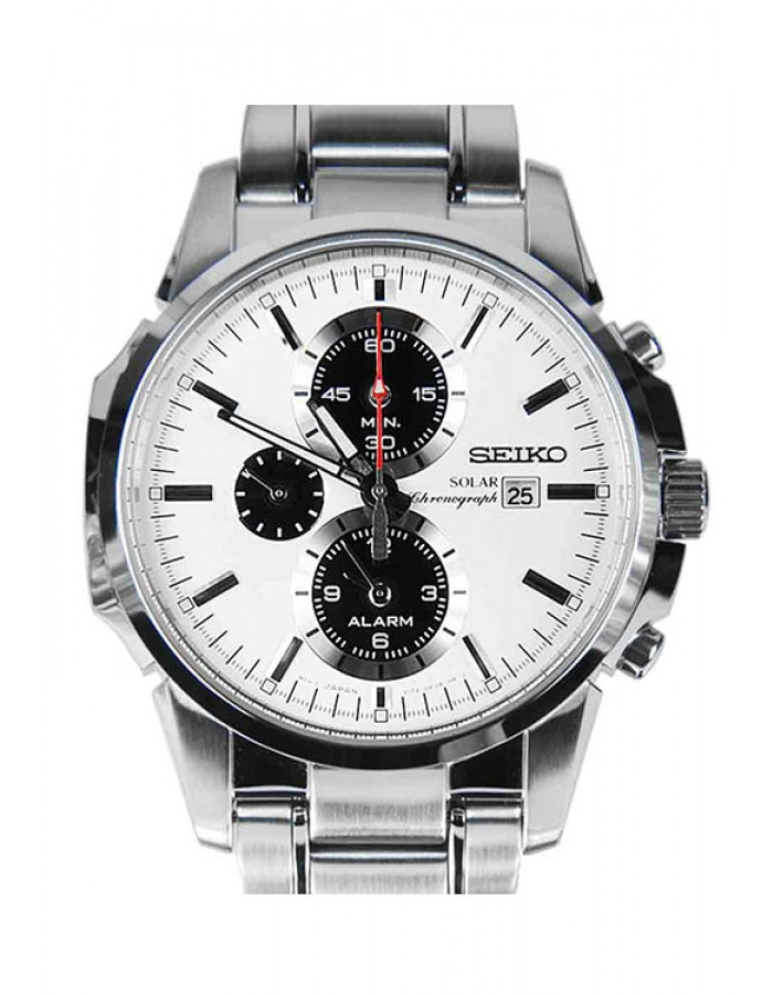 Seiko Ssc083P1 White By Malabar Watches