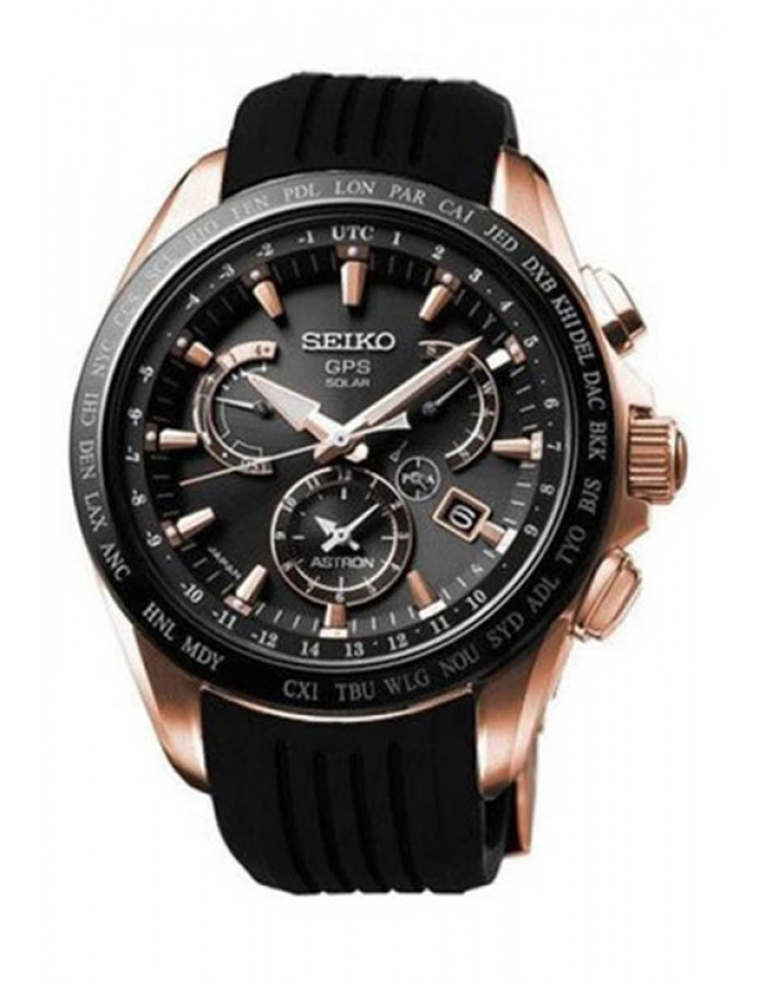 Seiko Sse055J1 Black By Malabar Watches