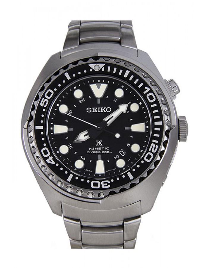 Seiko Sun019P1 Black By Malabar Watches
