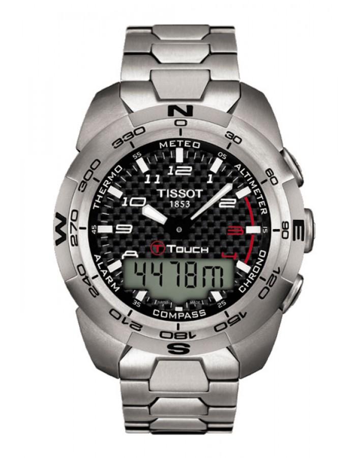 Tissot T-Touch Expert By Malabar Watches