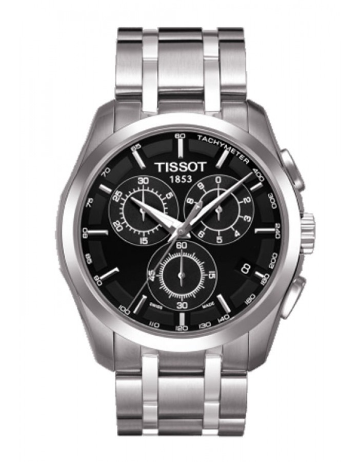 Tissot T-Trend Coutrier By Malabar Watches