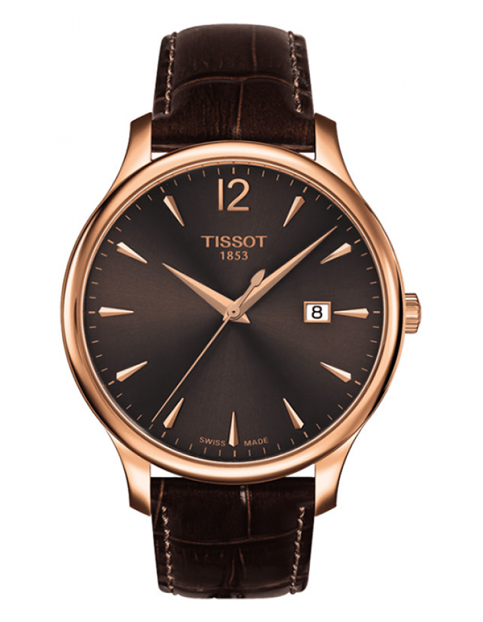 Tissot T Classic Leather By Malabar Watches