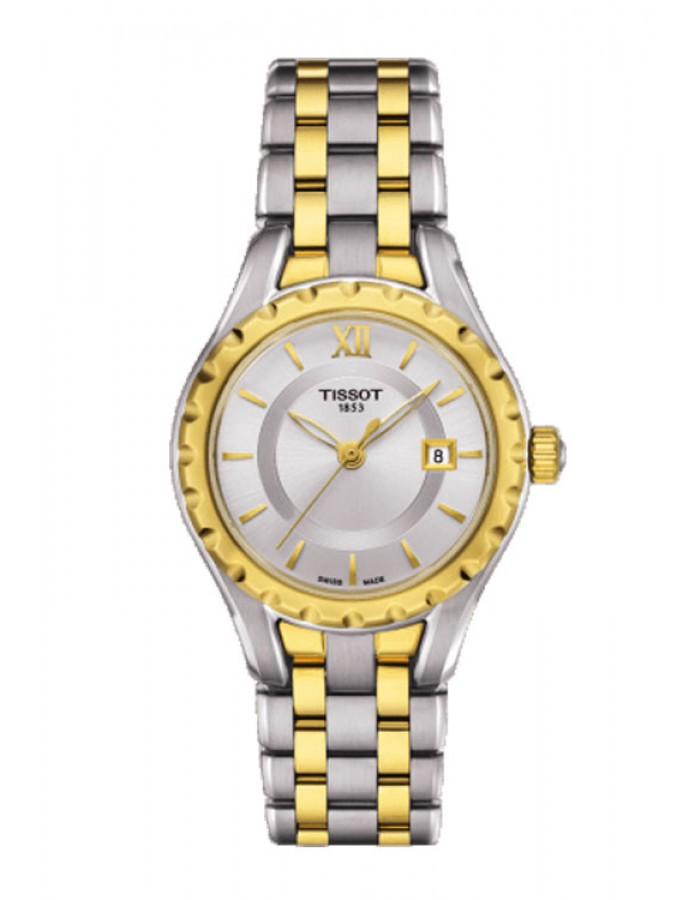 Tissot T-Trend Lady Two-Tone Silver By Malabar Watches