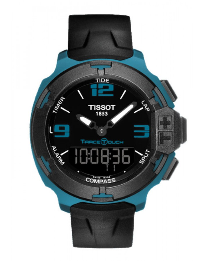Tissot T-Race-Touch Silicon By Malabar Watches
