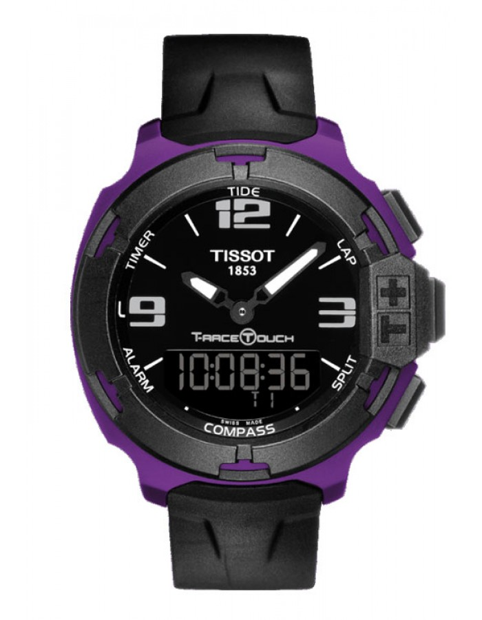 Tissot T-Race Touch Black By Malabar Watches