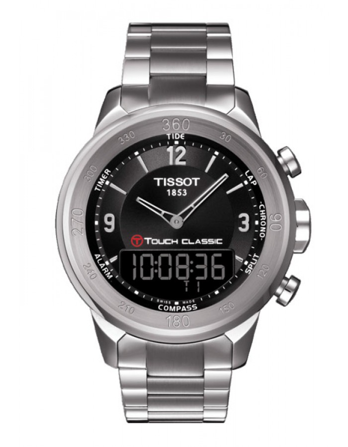 Tissot T-Touch Classic By Malabar Watches