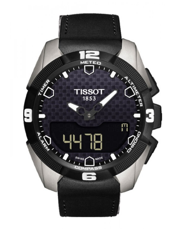 Tissot T-Touch Expert-Solar By Malabar Watches