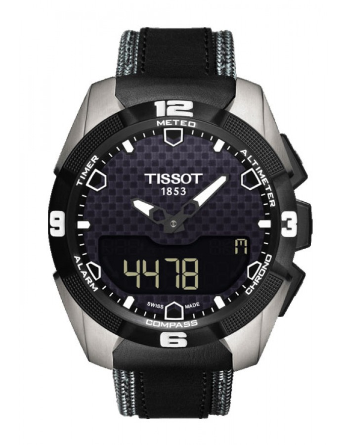 Tissot T-Touch Expert-Solar By Malabar Watches