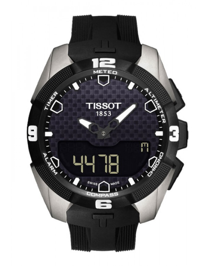 Tissot T-Touch Expert Solar By Malabar Watches