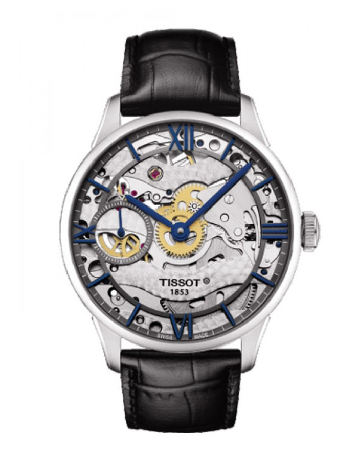 Tissot T-Classic Chemin Des Tourelles By Malabar Watches