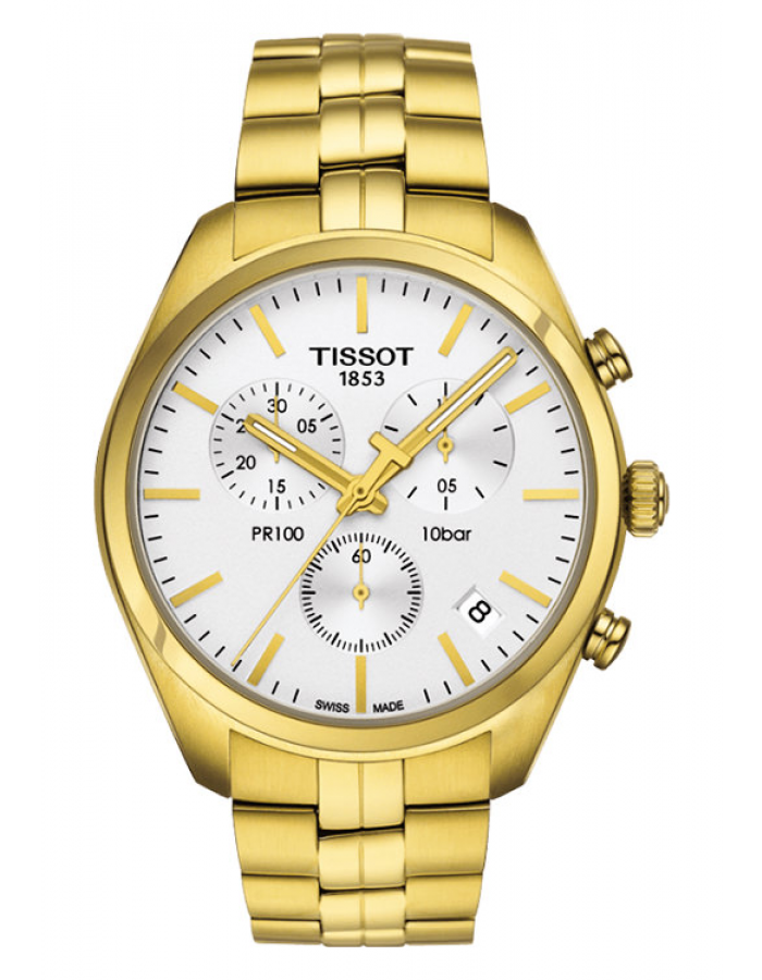 Tissot T Classic Golden By Malabar Watches