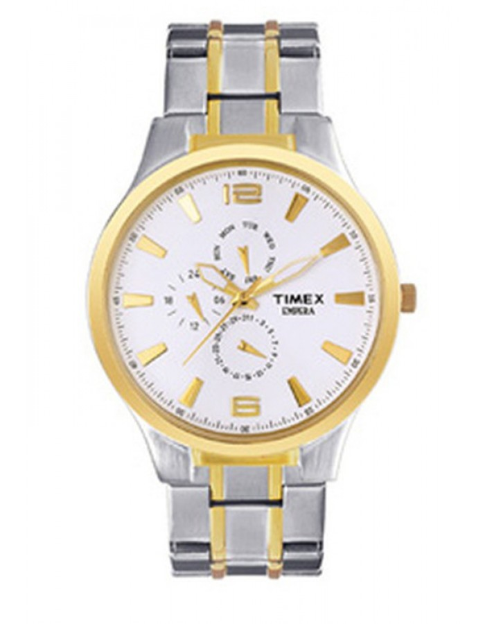 Timex Empera White By Malabar Watches