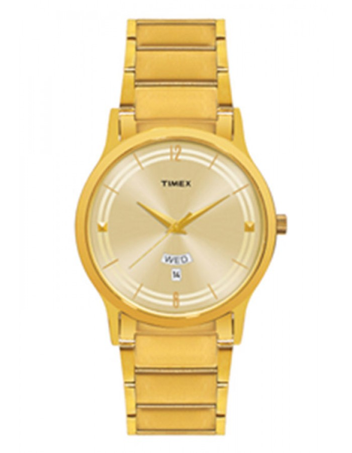 Timex Classics Champagne By Malabar Watches