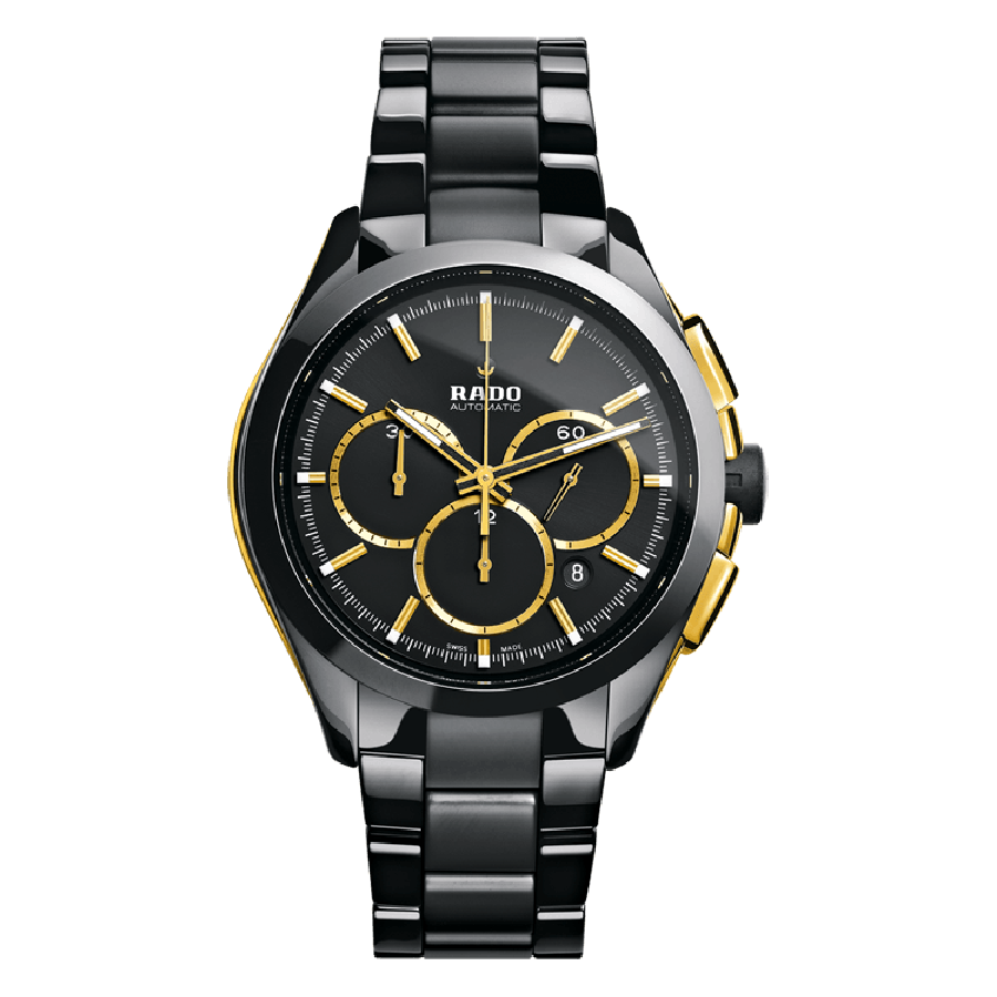 Rado Hyperchrome Black By Malabar Watches