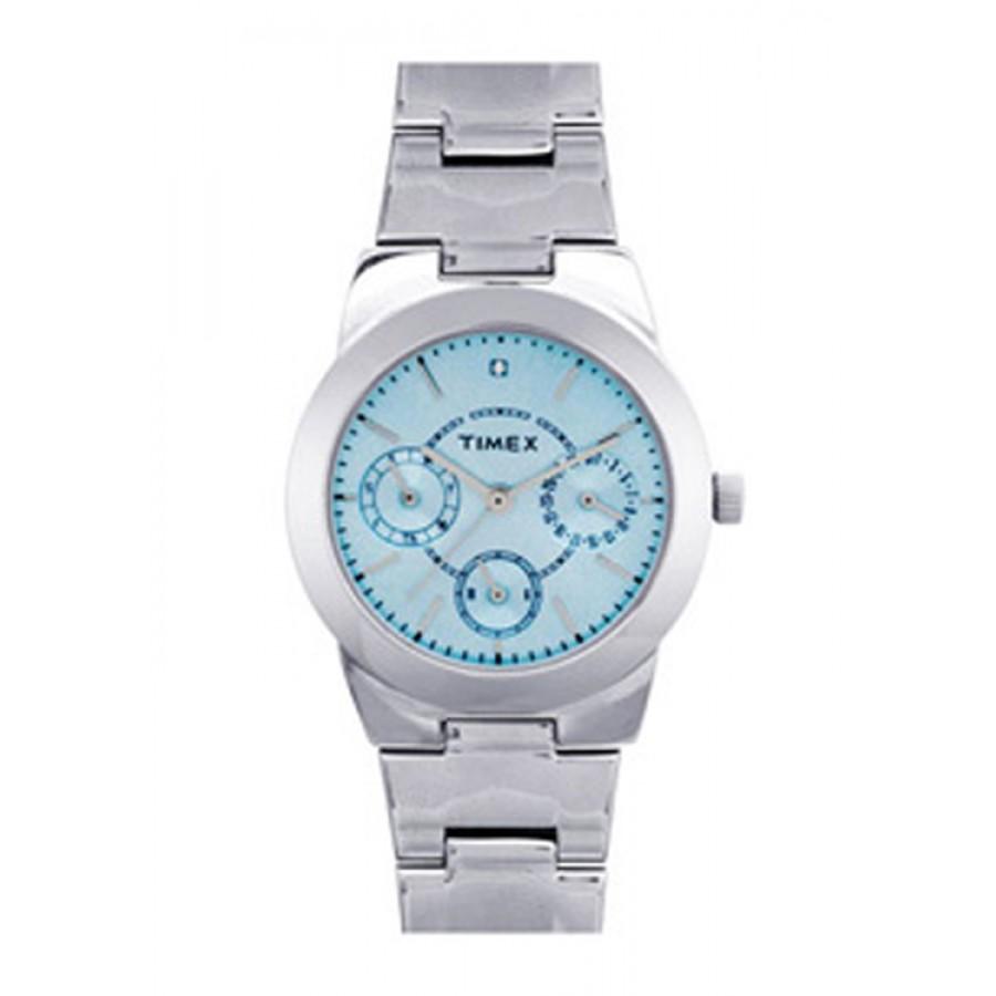 Timex E Class Light Blue