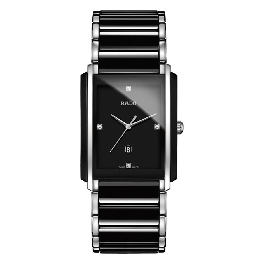 Rado Integral Black Ceramic By Malabar Watches