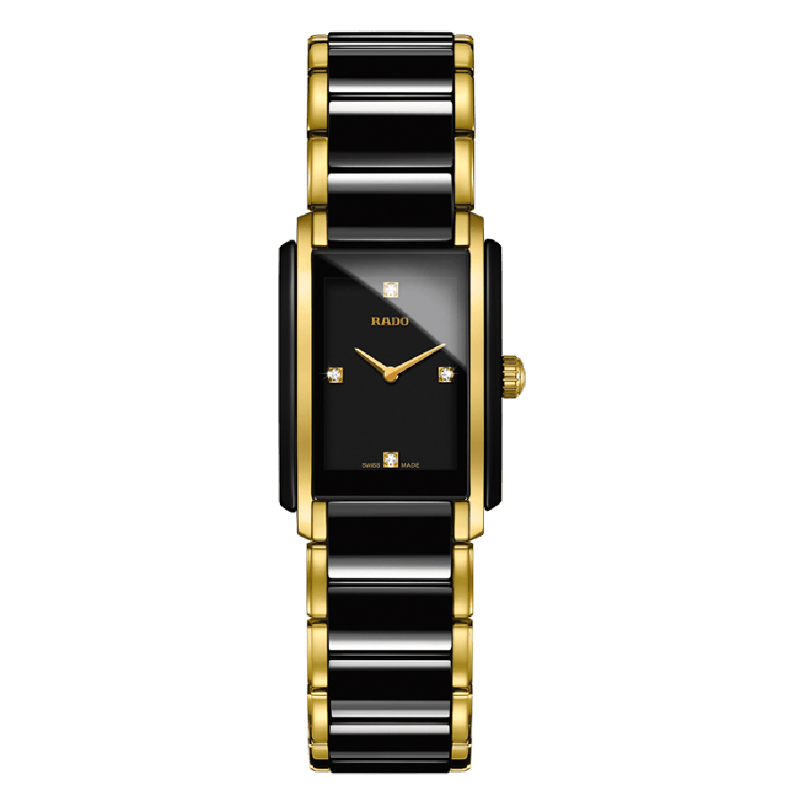 Rado Integral Black By Malabar Watches