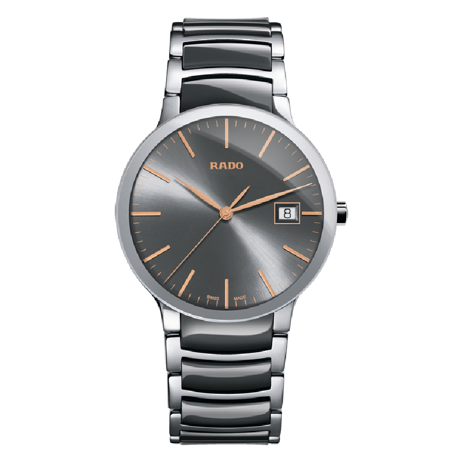 RADO CENTRIX GREY STEEL