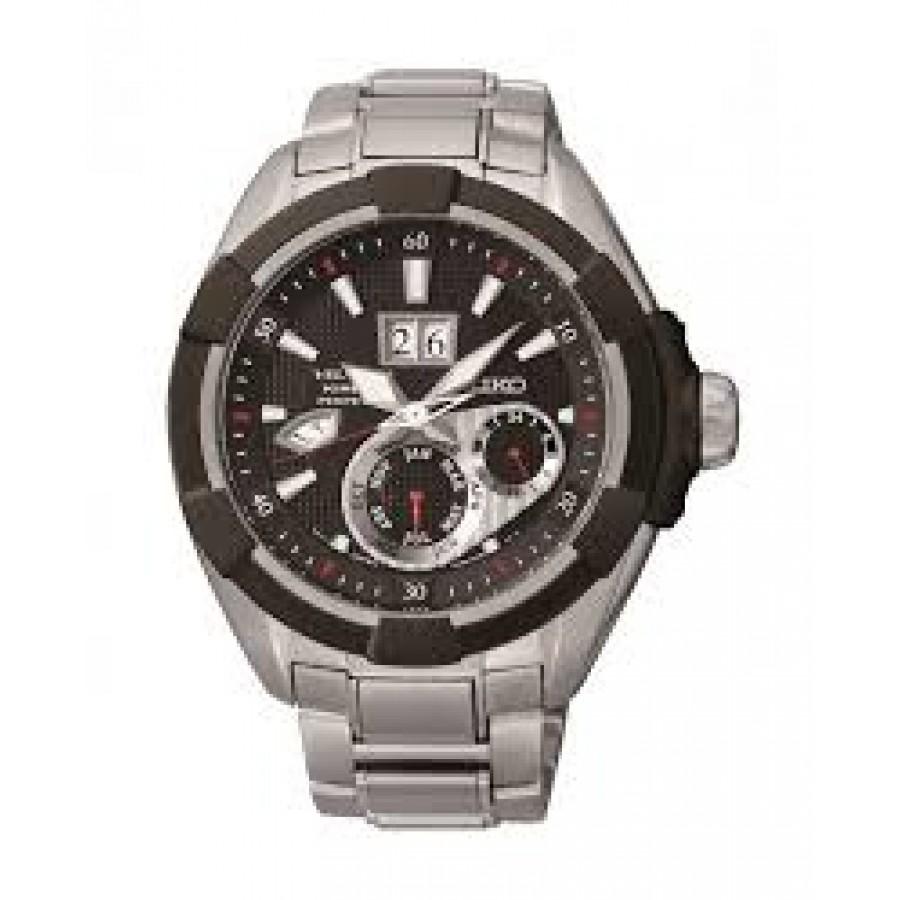 Seiko Snp101P1 Black By Malabar Watches