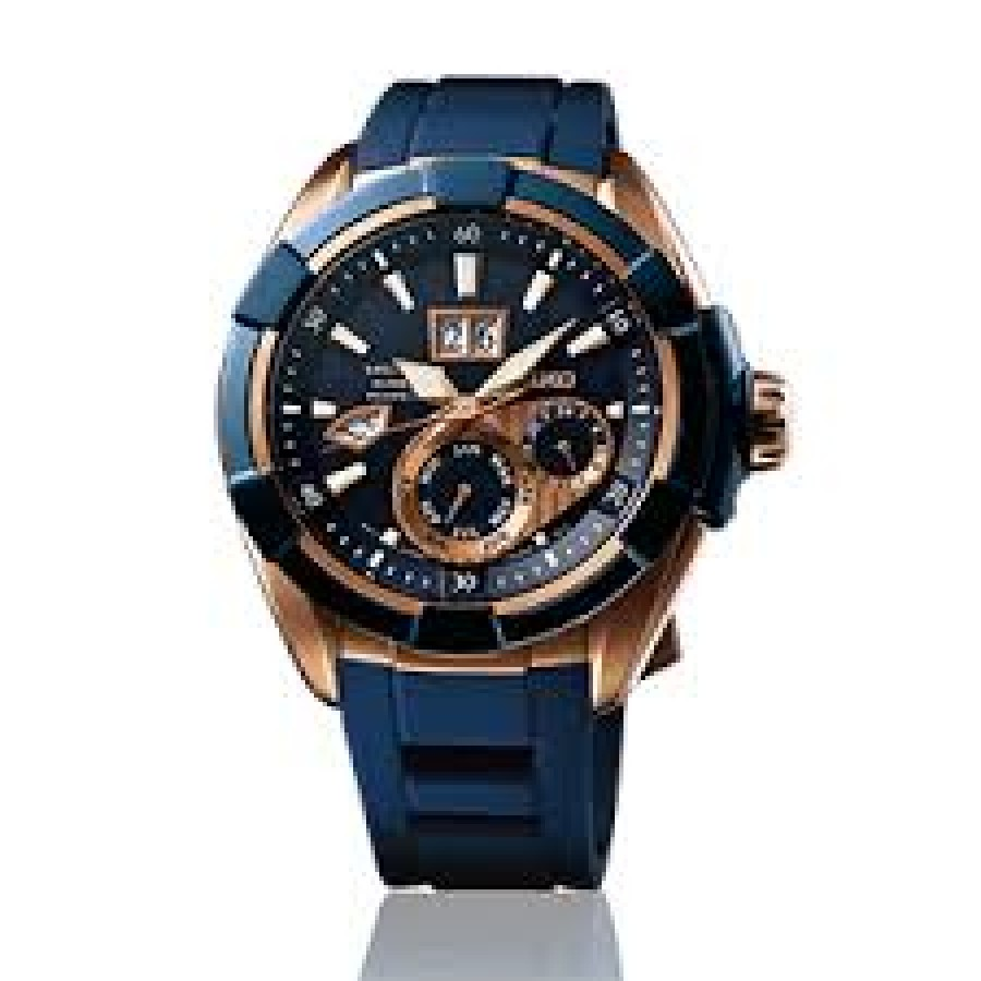 Seiko Snp120P1 Blue By Malabar Watches