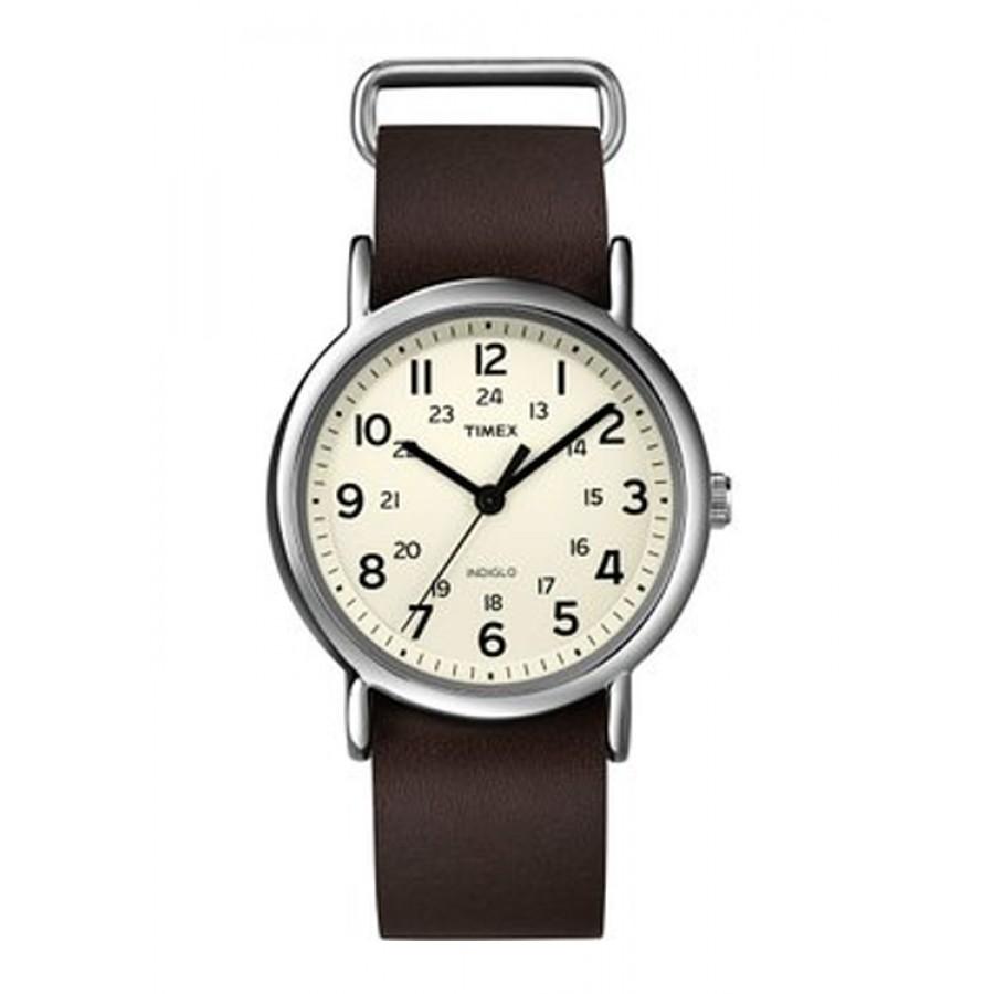 Timex Weekender Brown