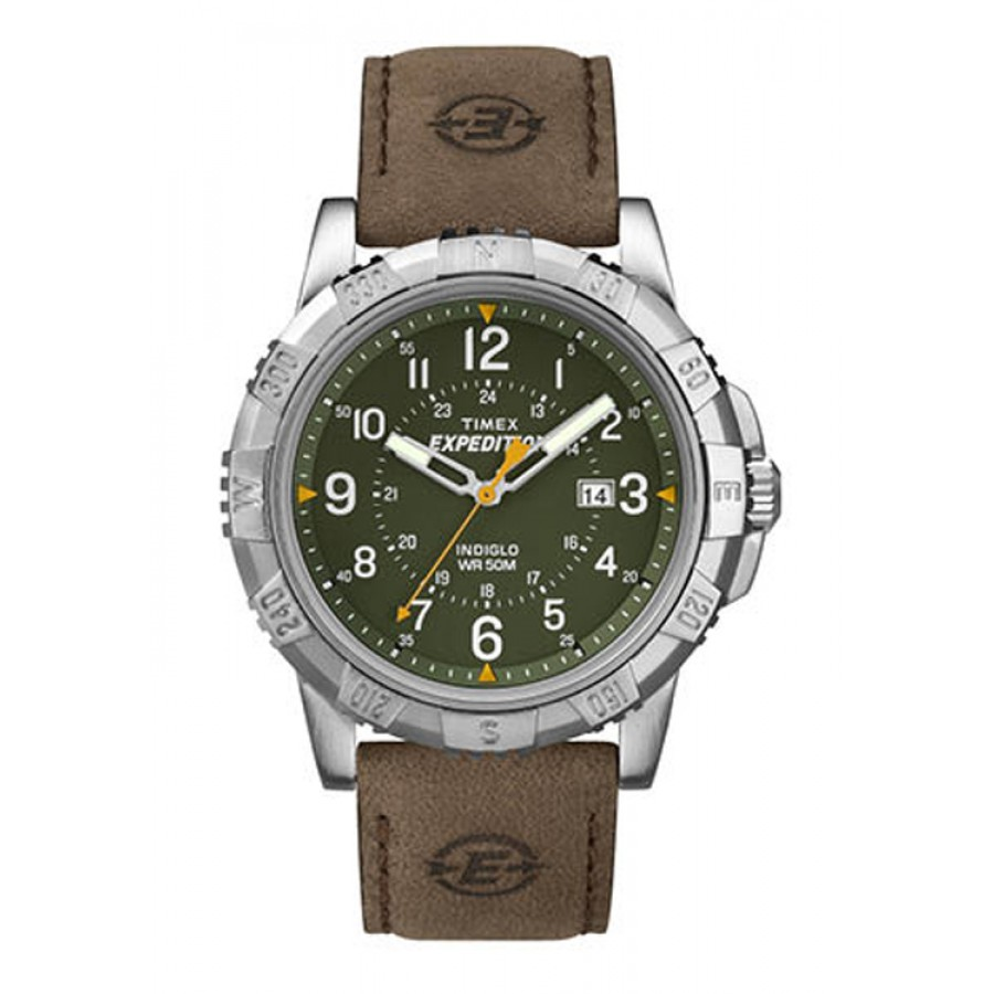 Timex Expedition Brown