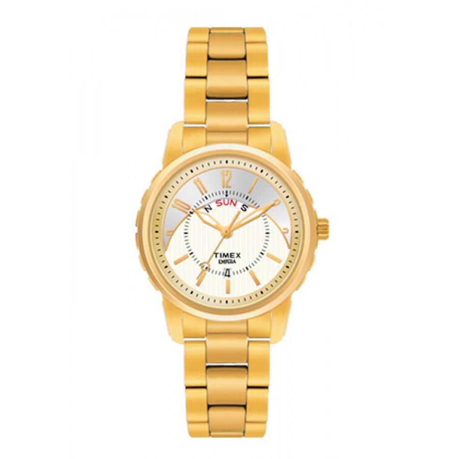 Timex Empera gold