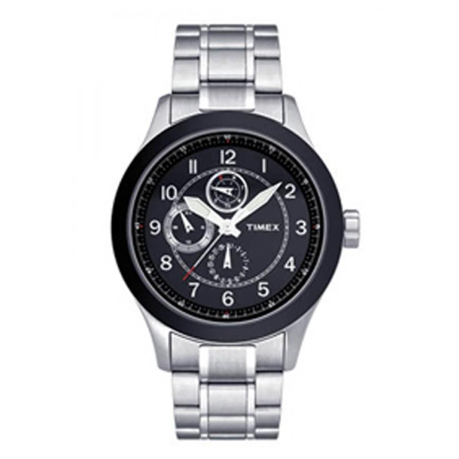 Timex E Class Silver