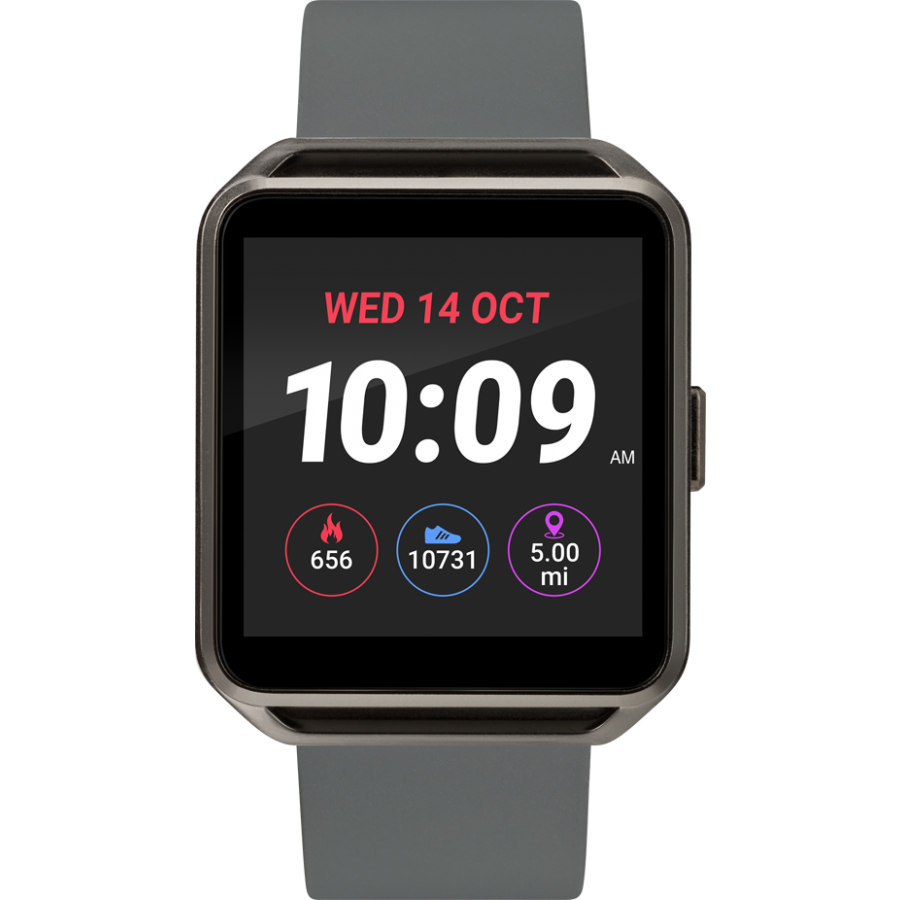 Timex iConnect Smartwatch Grey
