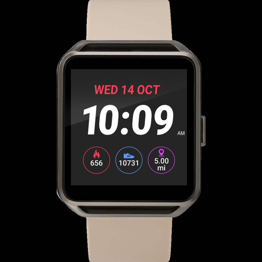 Timex iConnect Smartwatch Beige
