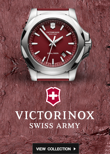 Victorinox Swiss Army Watches Collections by Malabar Watches