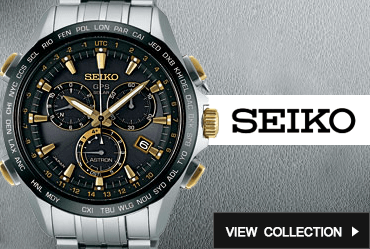 Seiko Watches Collections by Malabar Watches