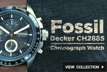 Fossil Watches Collections by Malabar Watches