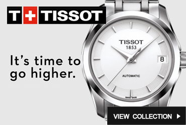 Tissot Watches Collections by Malabar Watches